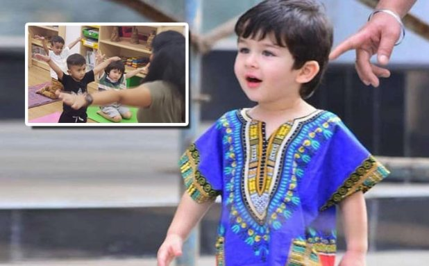 Still Tackling Monday Blues? Taimur Ali Khan Is Here To Help You Out With His Innocence