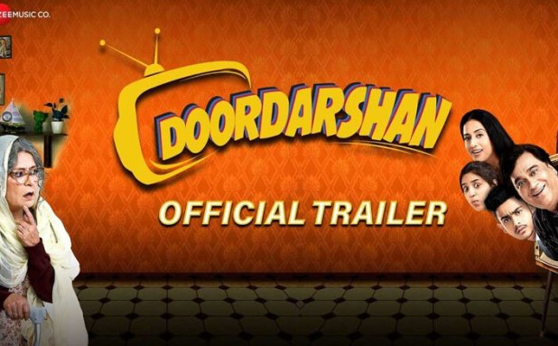 With a story of a family oscillating between 1989 and 2020, Doodarshan trailer promises a hilarious quirky ride