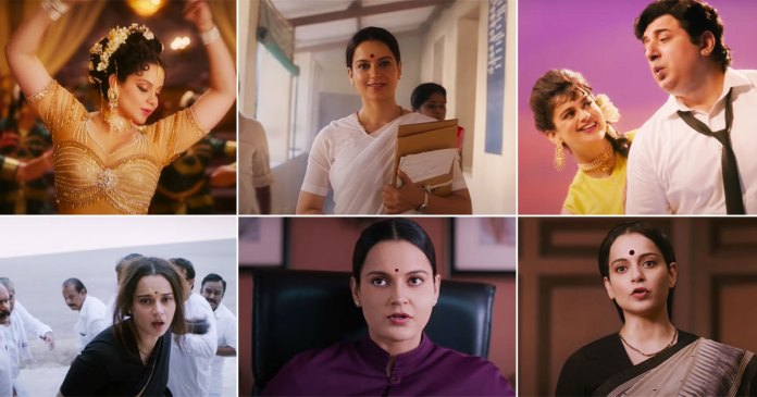 Thalaivi Trailer Ft. Kangana Ranaut On 'How's The Hype? Vote Now