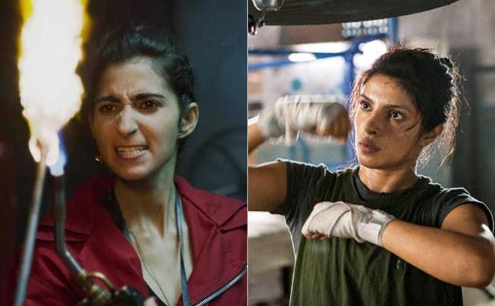 भारत में मनी हीस्ट - प्रोफेसर के रूप में शाहरुख खान, नैरोबी में प्रियंका चोपड़ा, रणबीर कपूर के रूप में ... अगर यह रीमेक बनता है, तो हम इन अभिनेताओं को इसमें देखना चाहते हैं! 4