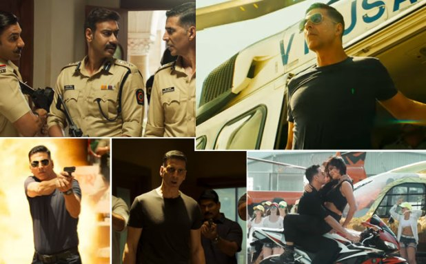 Sooryavanshi Trailer OUT! Akshay Kumar In Rohit Shetty Zone Has Written BLOCKBUSTER All Over It