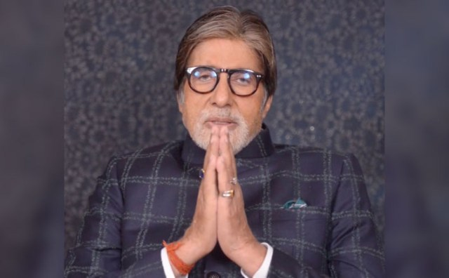"Amitabh Bachchan On Religious Harmony: ""Mazhab Toh Yeh Do Hatheliyaan Batati Hain..."""