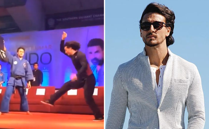 Tiger Shroff admits he has 'stage fright'
