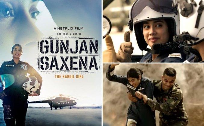 Gunjan Saxena: The Kargil Girl Trailer OUT! Janhvi Kapoor Is All Set To Soar High Towards The Sky
