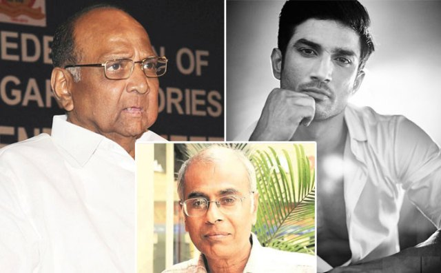 """Sushant Singh Rajput Case: NCP President Sharad Pawar Says, """"I Hope The Investigation Will Not Be Like The Dabholkar Murder Case"""""""