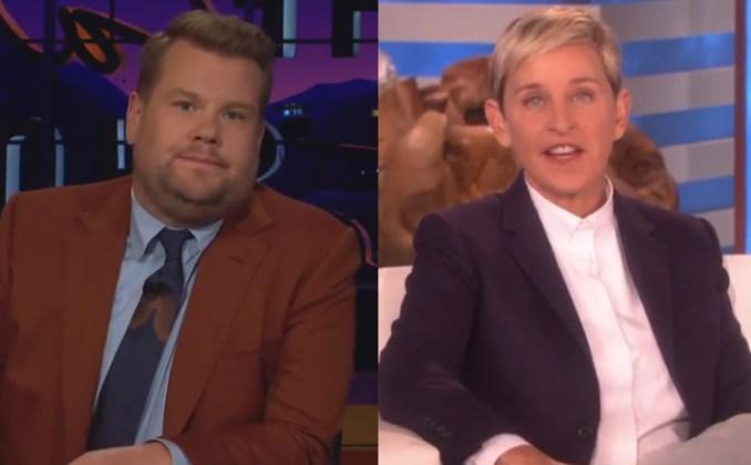 The Late Late Show Host James Corden To REPLACE Ellen DeGeneres? Deets Inside