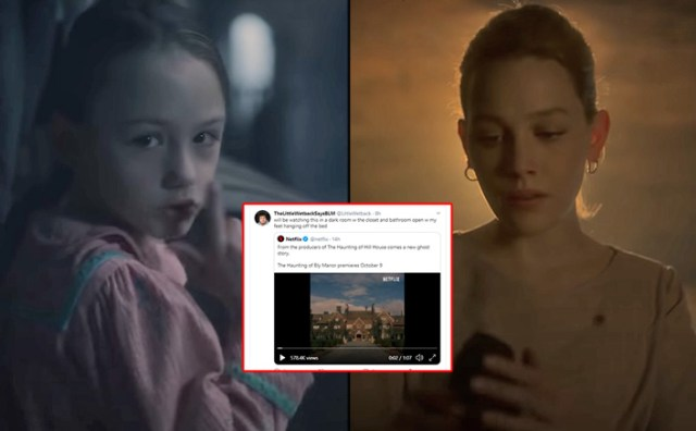 The Haunting Of Bly Manor Trailer Reaction Out Twitter Goes Berserk News Rush