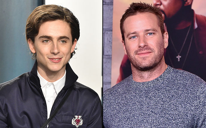 Armie Hammer's 'KING SH*T' Comment On Timothee Chalamet's Latest Post Is A MUST READ!