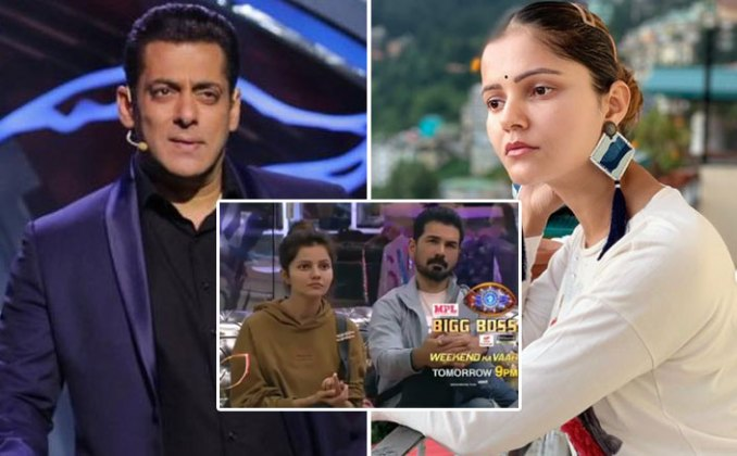 Bigg Boss 14 Promo: Salman Khan BASHES Rubina Dilaik For Not Following Rules