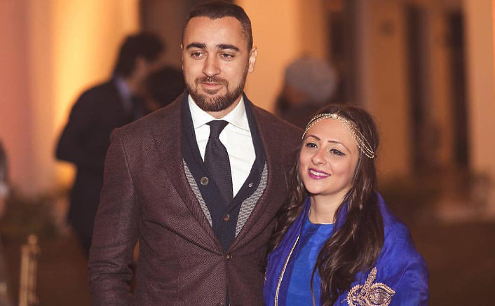 Imran Khan's Wife Avantika Malik Hints At Being 'Stuck' In The Past Through Her Latest Cryptic Post