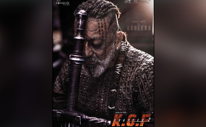 "Sanjay Dutt reveals his first reaction when he heard about his role in 'KGF Chapter:2', ""it was an immediate yes from me"""