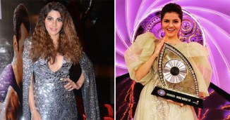 """Bigg Boss 14 Exclusive! Nikki Tamboli Says, """"Woh Definitely Expected Tha"""" When Asked About Rubina Dilaik Making Her A Finalist"""