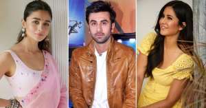 Could Ranbir Kapoor Land In A Promoter With Alia Bhatt And Former Flame Katrina Kaif?  Here's Why We Say So!