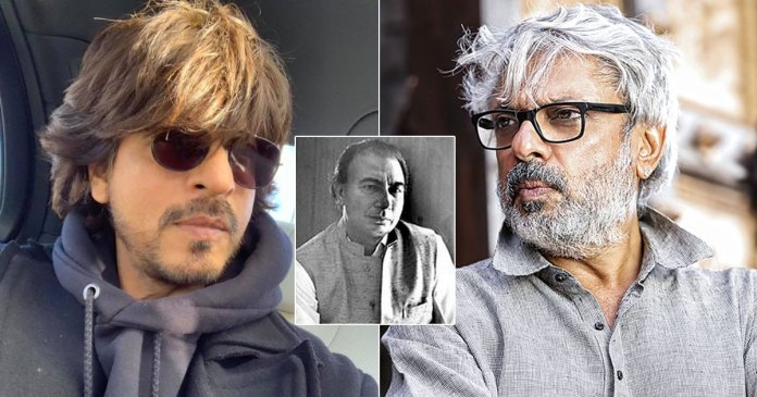 Shah Rukh Khan To Essay The Role Of Sahir Ludhianvi In The Biopic?