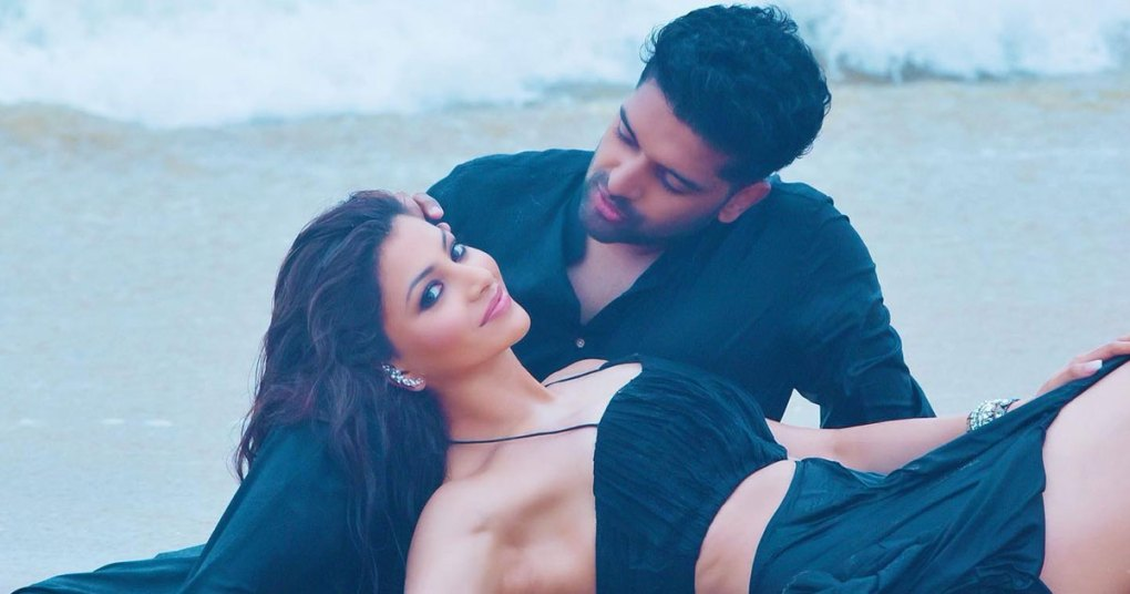 Urvashi Rautela unveils motion poster of her music video 'Doob gaye'