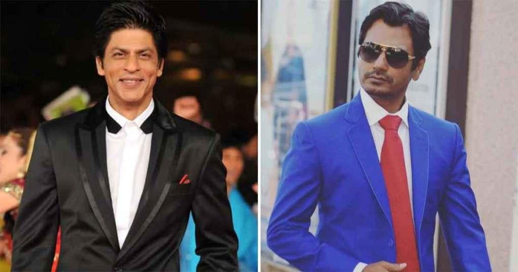 When Shah Rukh Khan Said That He Isn't As Big An Actor As Nawazuddin Siddiqui - Deets Inside