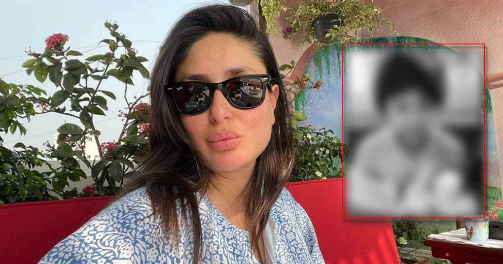 Kareena Kapoor Khan Finally Gives A Glimpse Of Her Newborn With Taimur Ali Khan & It's Cuteness Overloaded - Check Out