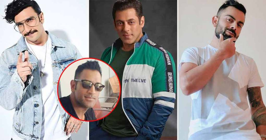 Ranveer Singh Topped The IPL 2021 Volumes Share List, MS Dhoni, Salman Khan & Virat Kohli Followed Behind