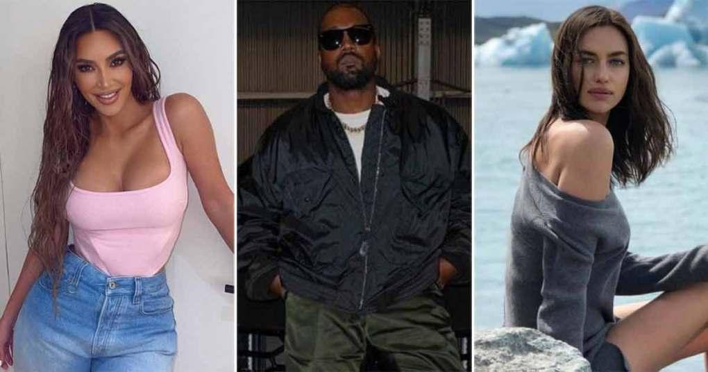 Kanye West Is Seeing Supermodel Irina Shayk Amidst Divorce Proceedings With Kim Kardashian