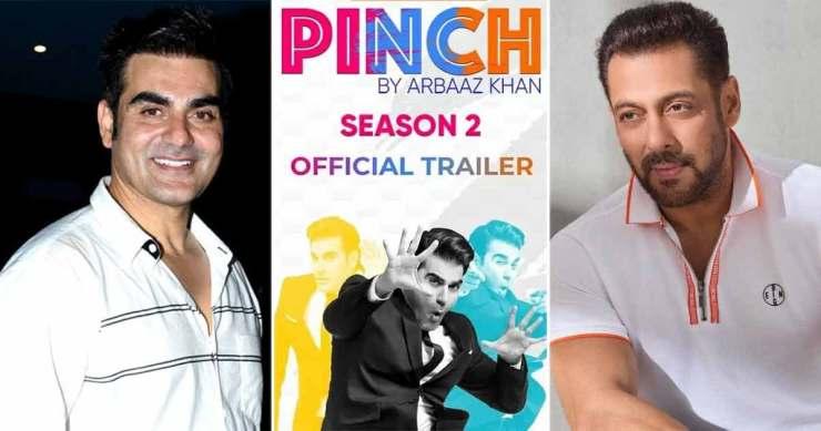 Arbaaz Khan opens up about his show 'Pinch' season 2
