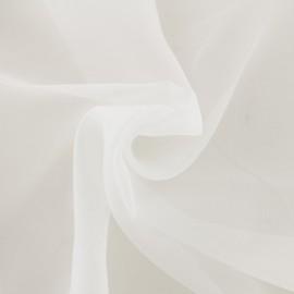 tissu organza mediterranee voilage grande largeur
