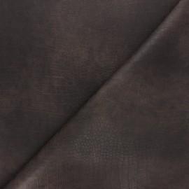 simili cuir bodie marron x 10cm