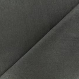 tissu lin grande largeur ardoise x 10cm