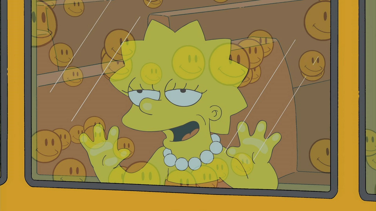 Image result for lisa simpson antidepressants