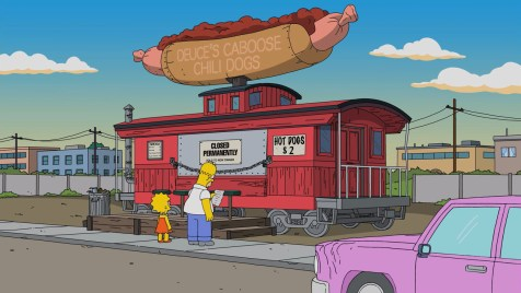 Image result for deuce caboose chili dogs
