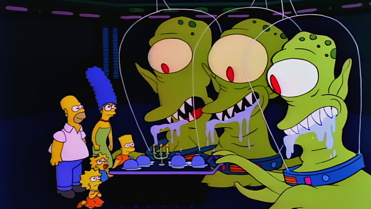 Image result for treehouse of horror I
