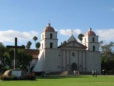 Santa Barbara Mission