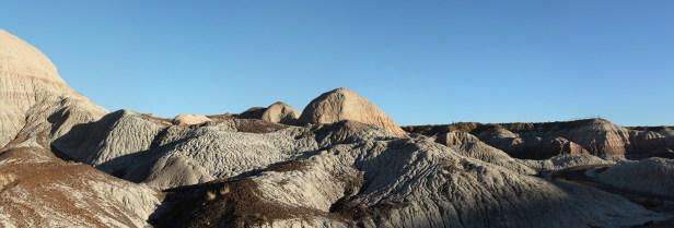 Blue Mesa Panorama