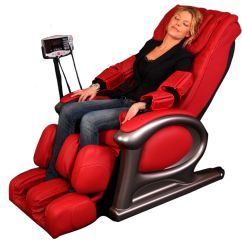 Irest Massage Chair Serta Leather Office Wellness Massagestoel - Products For
