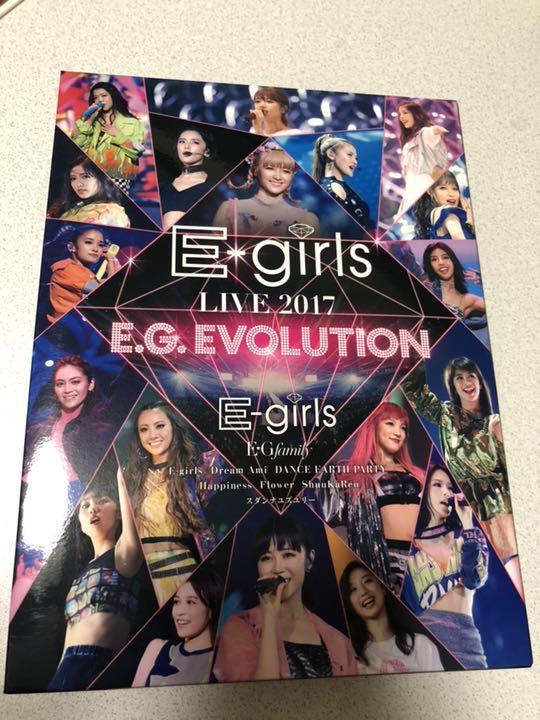 E-girls LIVE 2017 〜E.G. EVOLUTION〜 - JapaneseClass.jp