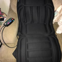 Homedics Elounger Massage Chair Oversized Office Chairs 500lbs Pad With Heat Mercari Buy And Sell
