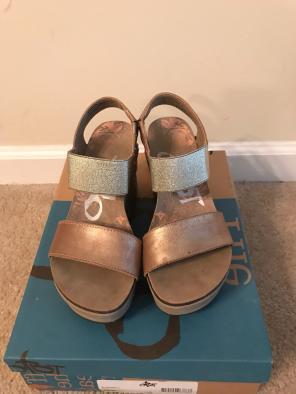 Wild Rose Sz 85 Dressy Slingback Shoes Mercari BUY Amp SELL THINGS YOU LOVE