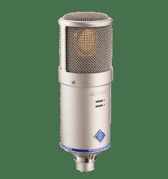 product detail x2 desktop d 01 neumann digital studio microphone m [ 1200 x 1200 Pixel ]