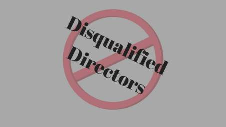 Image result for disqualified directors