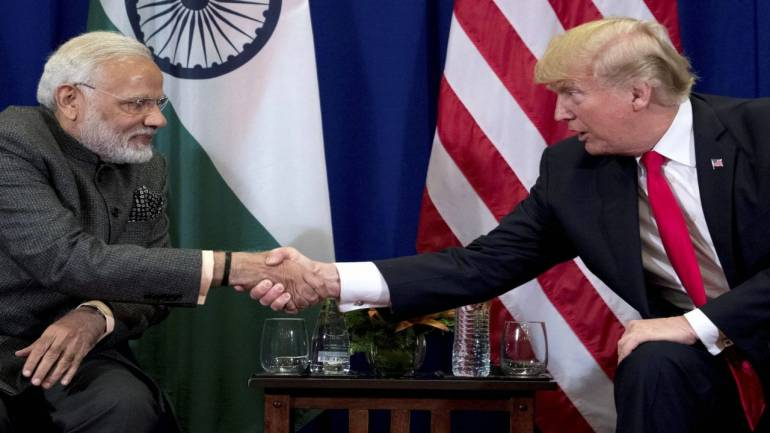 Donald Trump accuses India of charging 100% tariff on some imports