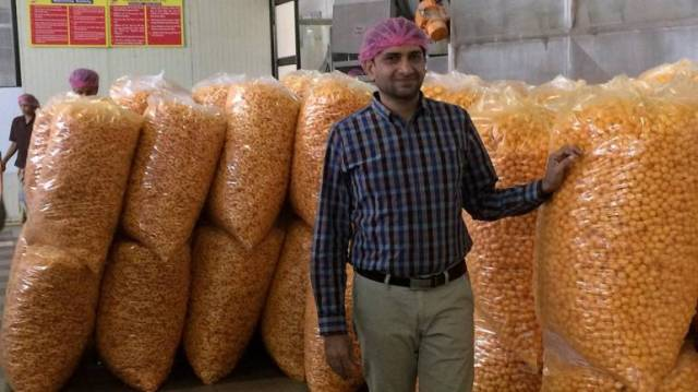 How an Indore cloth trader built a Rs 2700 crore snacks company