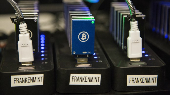 HIGH FEES | The average fee paid to process bitcoin transactions has soared over the past year, outpacing even the staggering price increase of the cryptocurrency itself. Each bitcoin transaction now costs around $7.30 to process, up from around 30 cents at the start of the year, according to trade website BitInfoCharts.