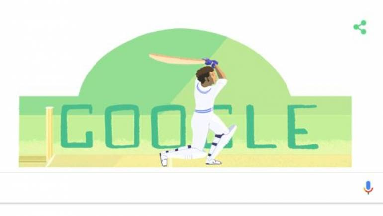google doodle of the
