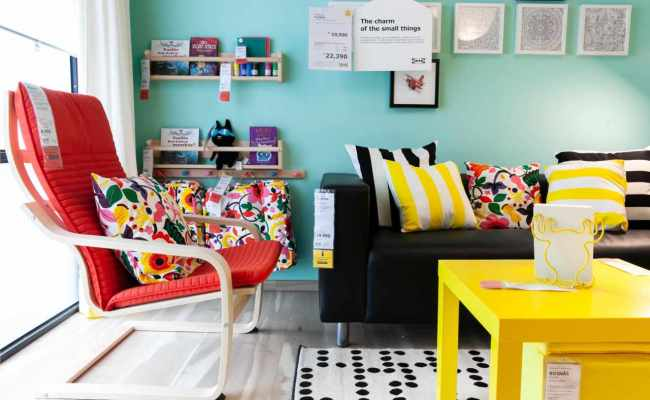 In Pictures Inside Ikea S First Ever Store In India That