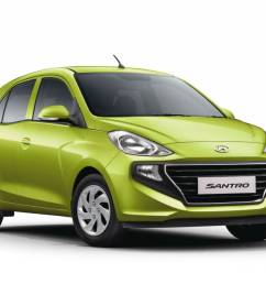 hyundai chose the name santro earlier codenamed ah2 after an overwhelming 66 6 percent of [ 1280 x 767 Pixel ]