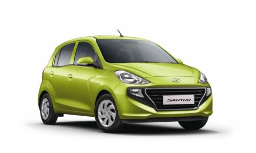 small resolution of hyundai chose the name santro earlier codenamed ah2 after an overwhelming 66 6 percent of