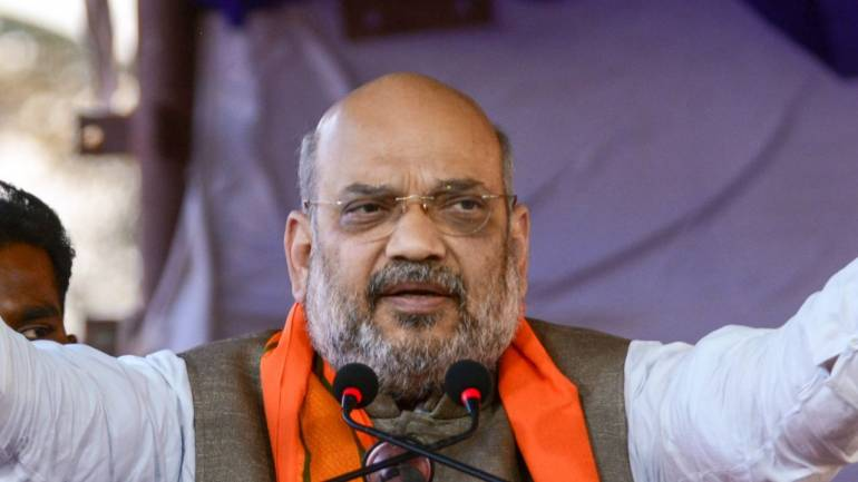 Amit Shah questions Imran Khan's silence on Pulwama terror attacks