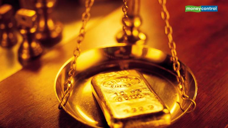gold prices tick up
