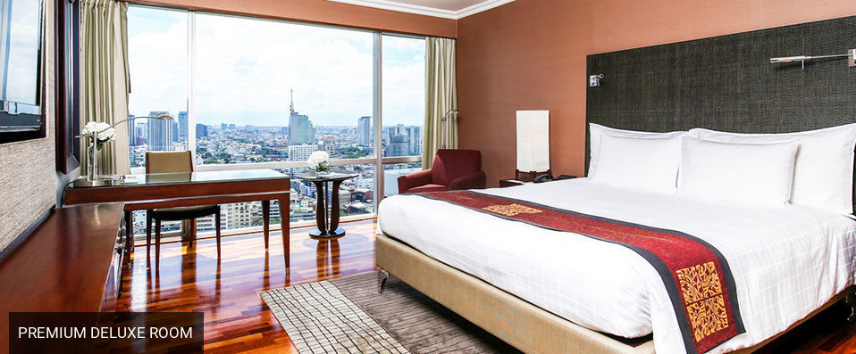 Pullman Bangkok Hotel G Verychic