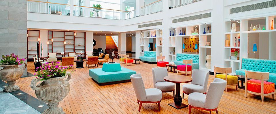 Doria Hotel Bodrum Verychic