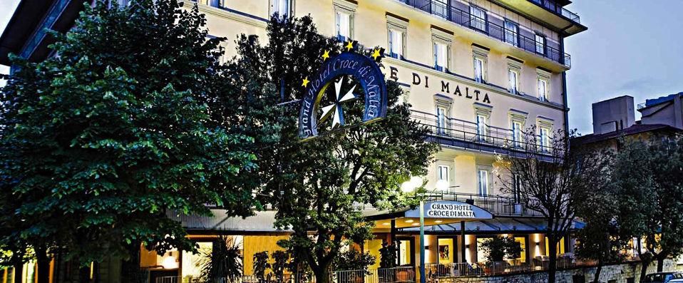 Grand Hotel Croce Di Malta Wellness Golf Verychic